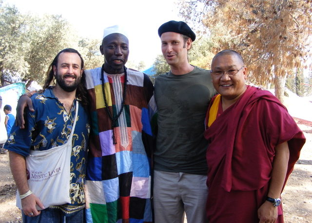 Sulha Peace Project Geshe Thupten Phelgye