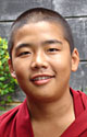 Sponsor Tenzin Woser through UCC