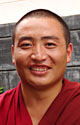 Sponsor Lobsang Thupten through UCC