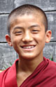 Sponsor Tenzin Lhakpa through UCC