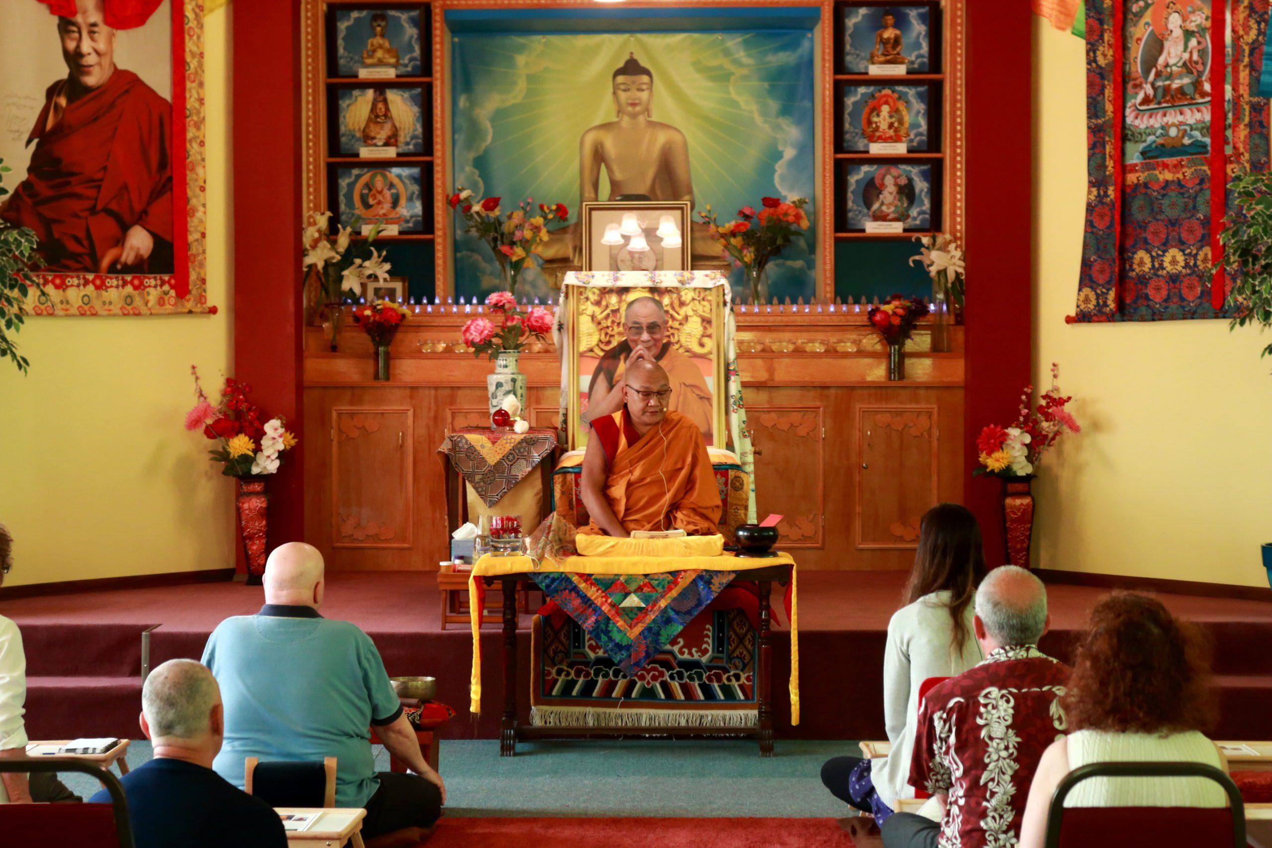 Buddhist Meditation & Dharma Study