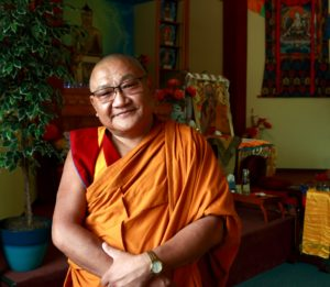 Venerable Geshe Phelgye