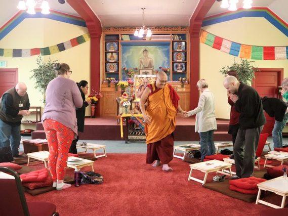 Geshe Thupten Phelgye Sangha