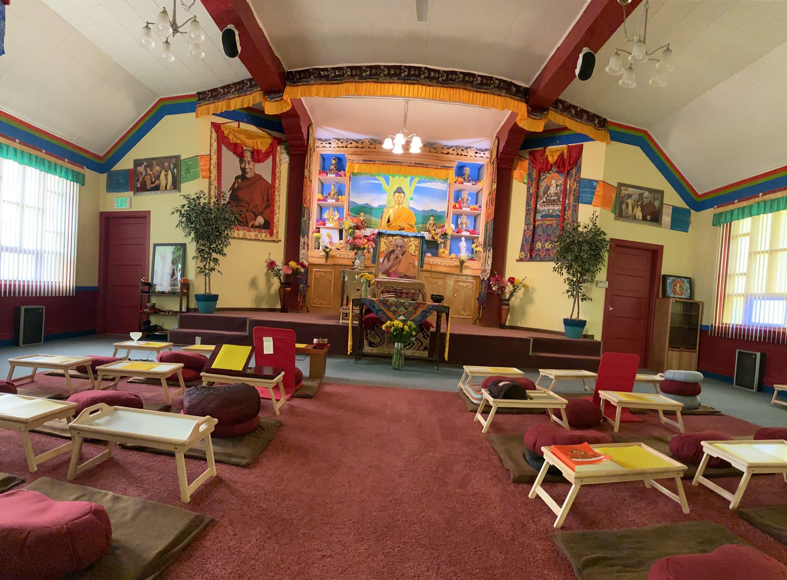 Spokane Meditation & Advanced Dharma Teachings