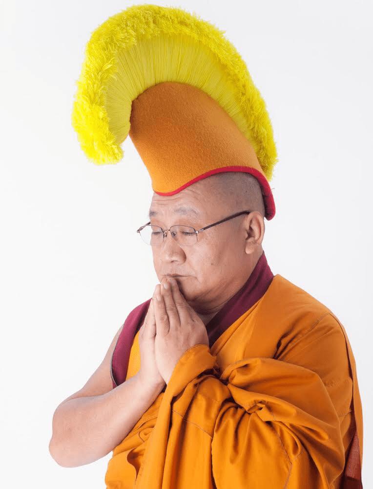 Venerable Geshe Phelgye