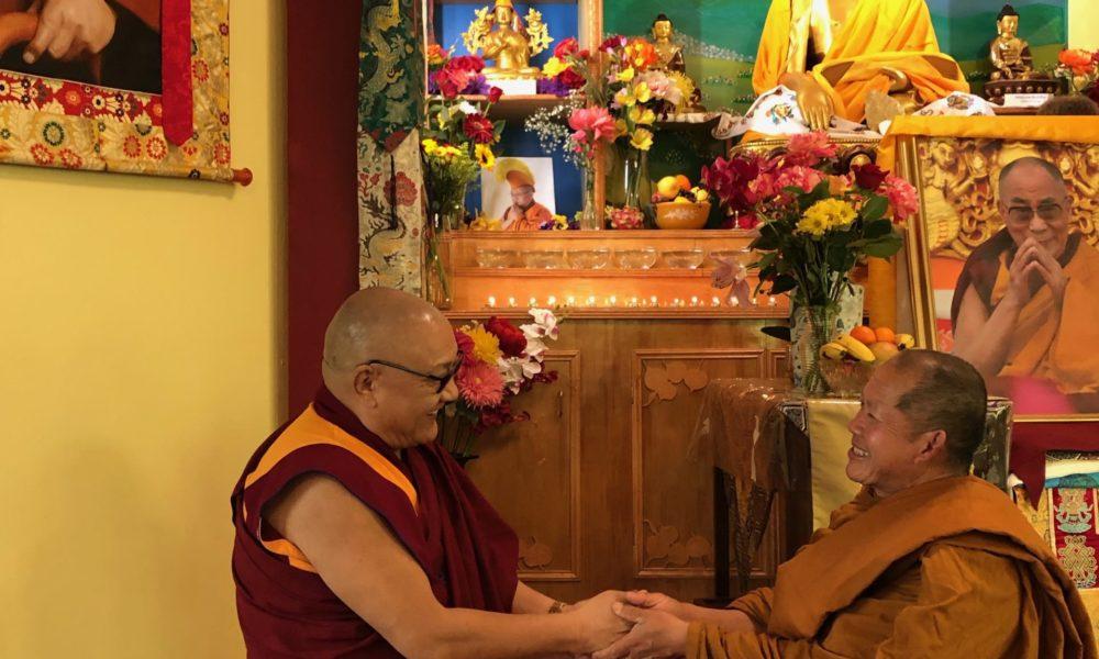 Inter tradition Buddha Purnima 2019 at the Buddhist Institute
