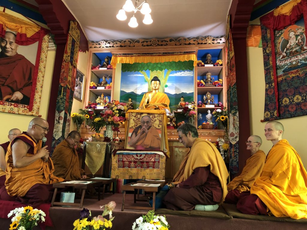 Inter-tradition Buddha Purnima at the Buddhist Institute