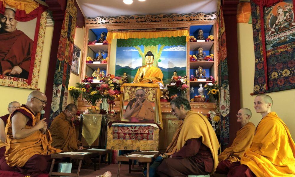 Inter-tradition Buddha Purnima at the Buddhist Institute