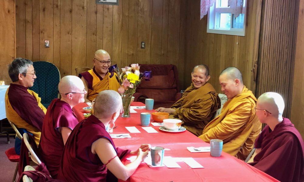 Inter-tradition Buddha Purnima