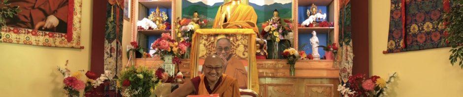 Geshe-la Phelgye