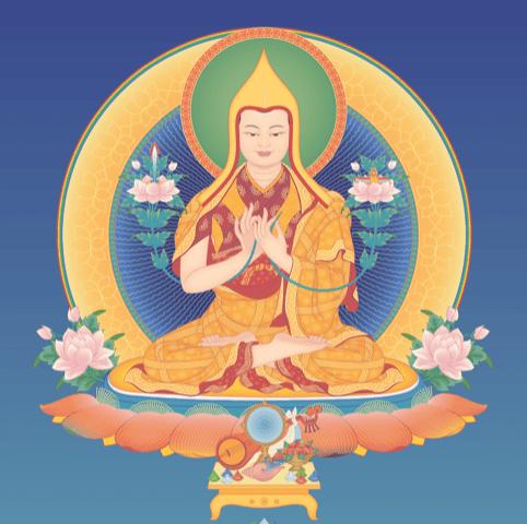 Gaden Ngachoe (Lama Tsongkhapa Day)