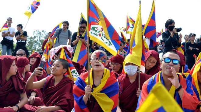 Tibetan Uprising Day 1959