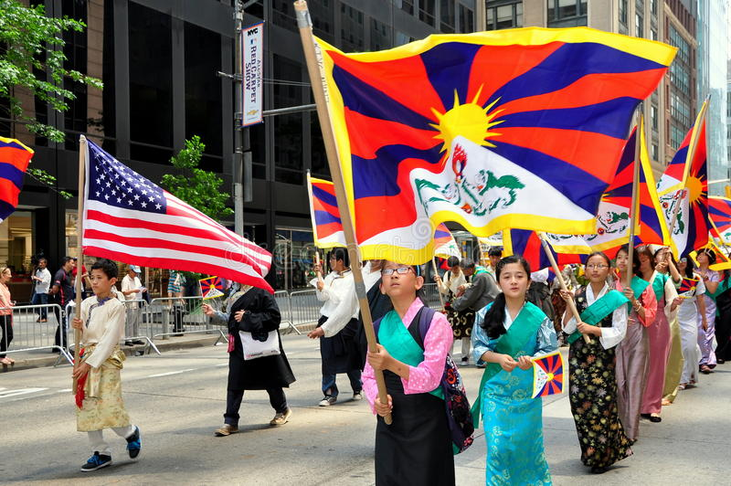 Walk a Mile for Tibet